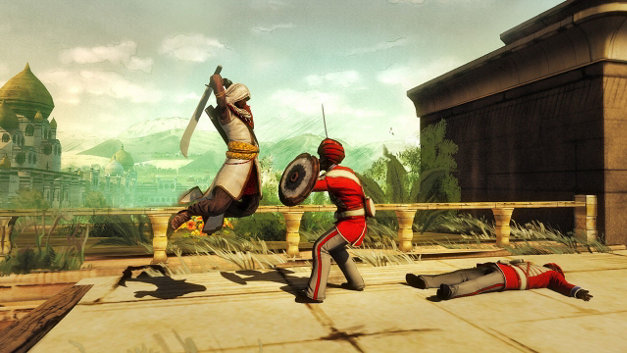Assassin's Creed Chronicles: India Screenshot 1