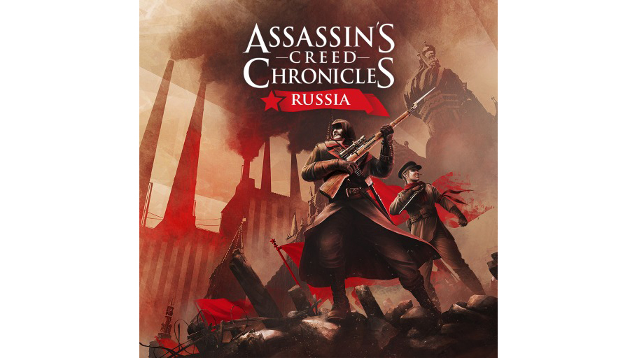 Assassin S Creed Chronicles Russia Game Ps4 Playstation