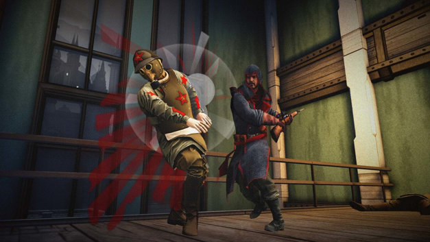 Assassin's Creed Chronicles: Russia Screenshot 1