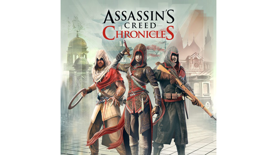 Assassin S Creed Chronicles Trilogy Game Ps4 Playstation
