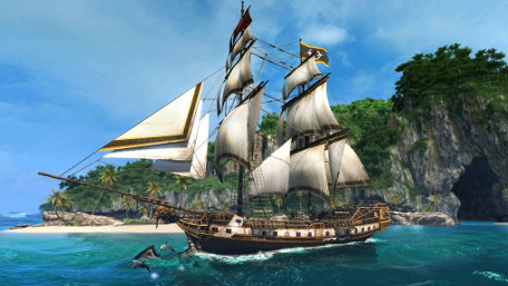 Assassin's Creed® Freedom Cry Trailer Screenshot