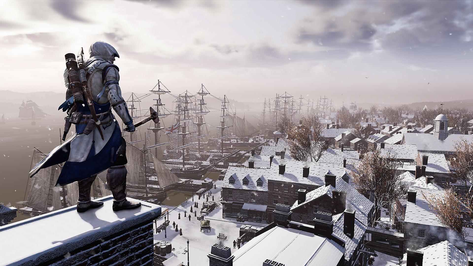 Gameplay de Assassin's Creed III: Remastered