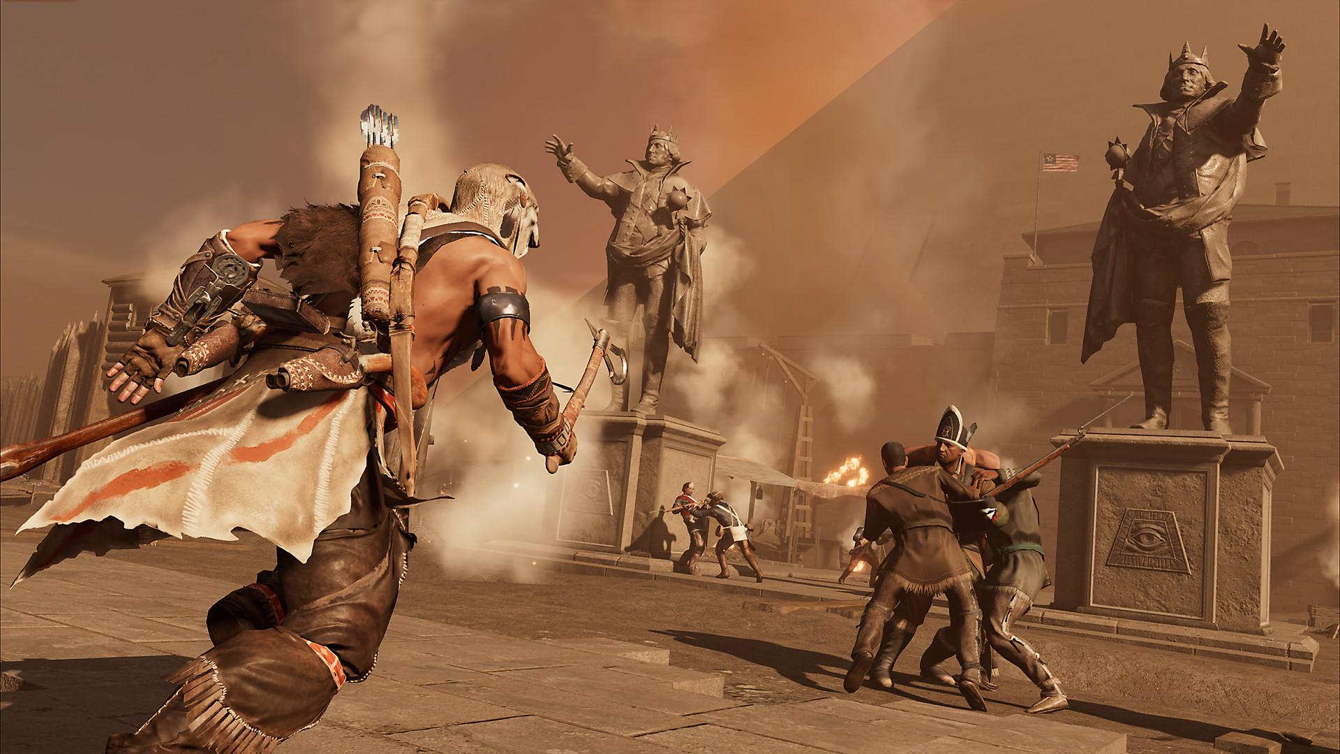 Assassin's Creed III: Remastered - Screenshot 1