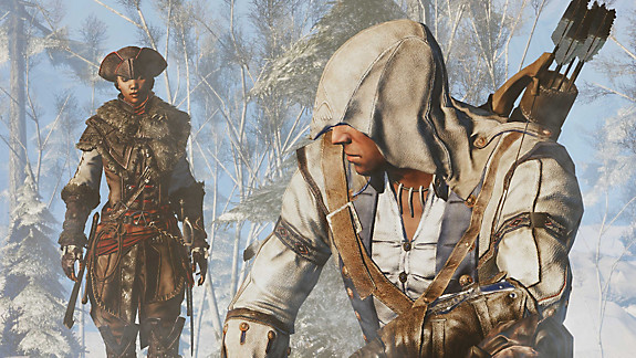 Assassin's Creed III: Remastered - Screenshot INDEX