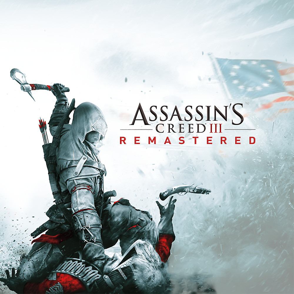 Assassin S Creed Iii Remastered Game Ps4 Playstation