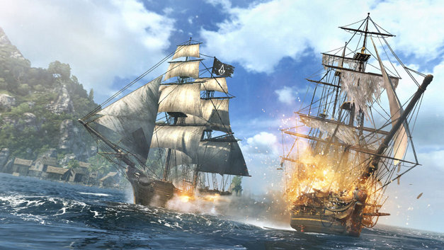Assassin's Creed® IV Black Flag™ Screenshot 1