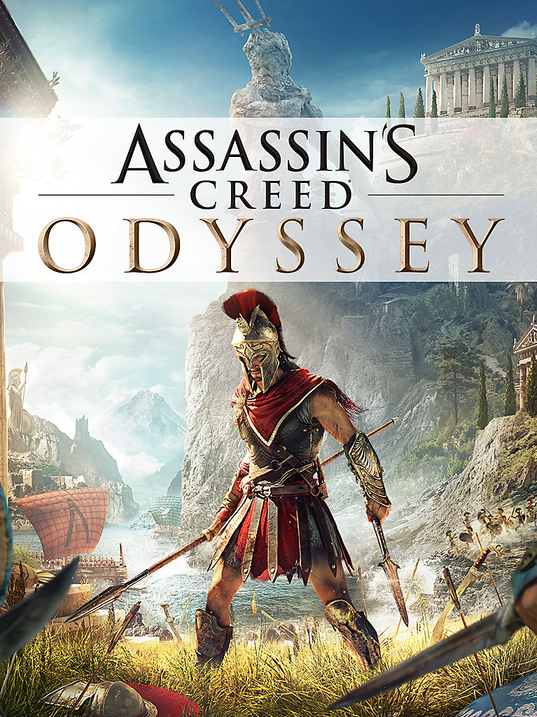 Assassin's Creed Odyssey - PS4 Pro