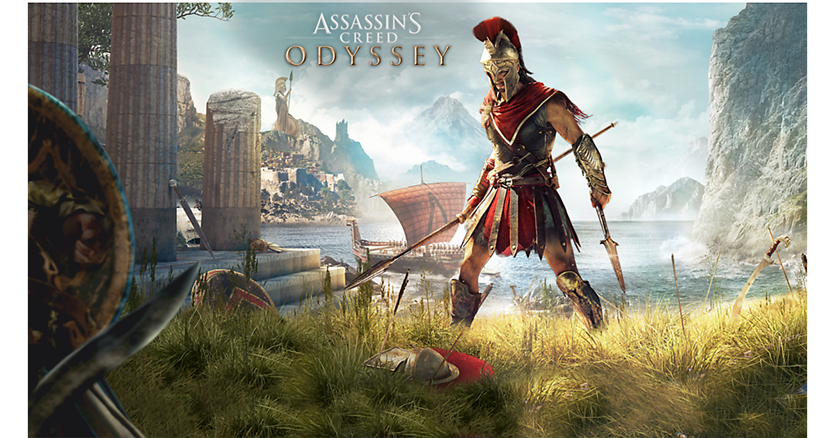 assassins creed odyssey wallpaper