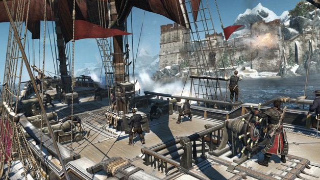 Assassin's Creed Rogue Remastered Screenshot 1