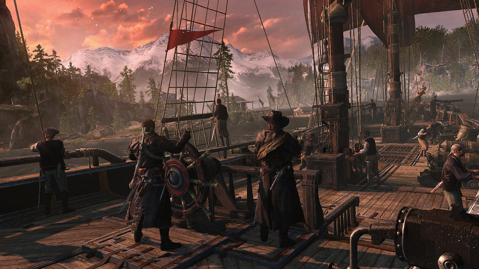 Assassin S Creed Rogue Remastered Game Ps4 Playstation
