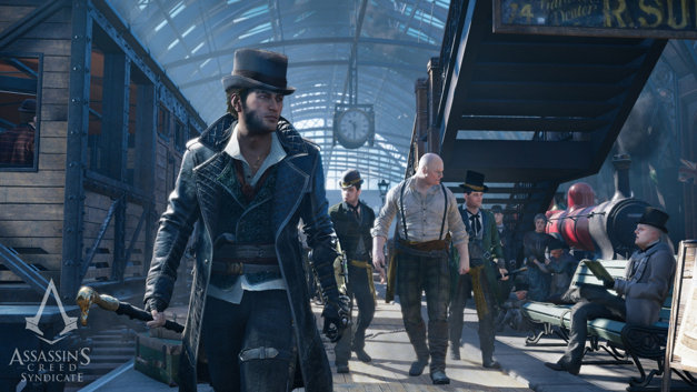 Assassin's Creed® Syndicate Screenshot 1