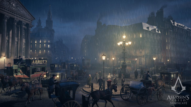 Assassin's Creed® Syndicate Screenshot 4