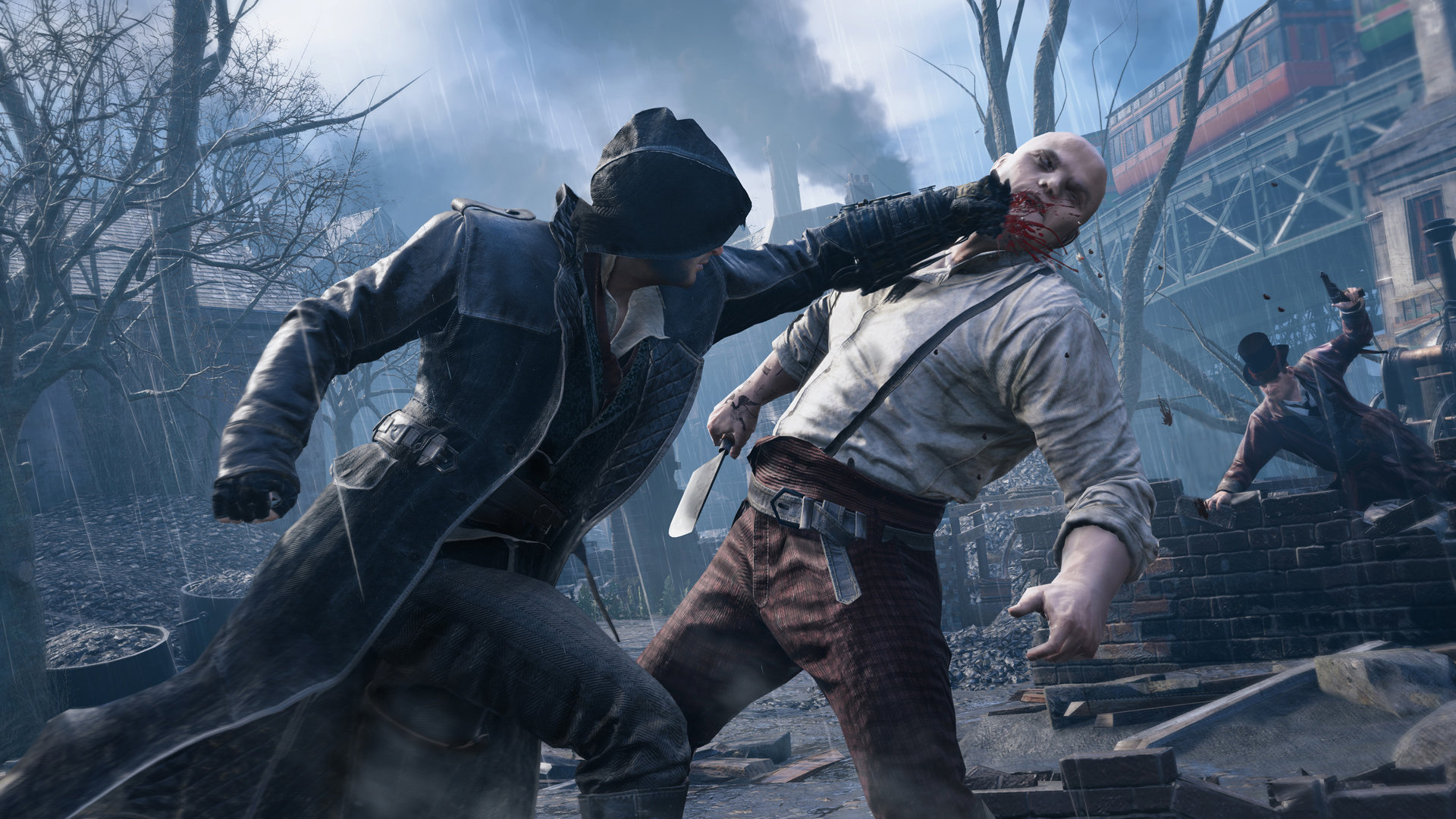 Resultado de imagen para assassin's creed syndicate ps4