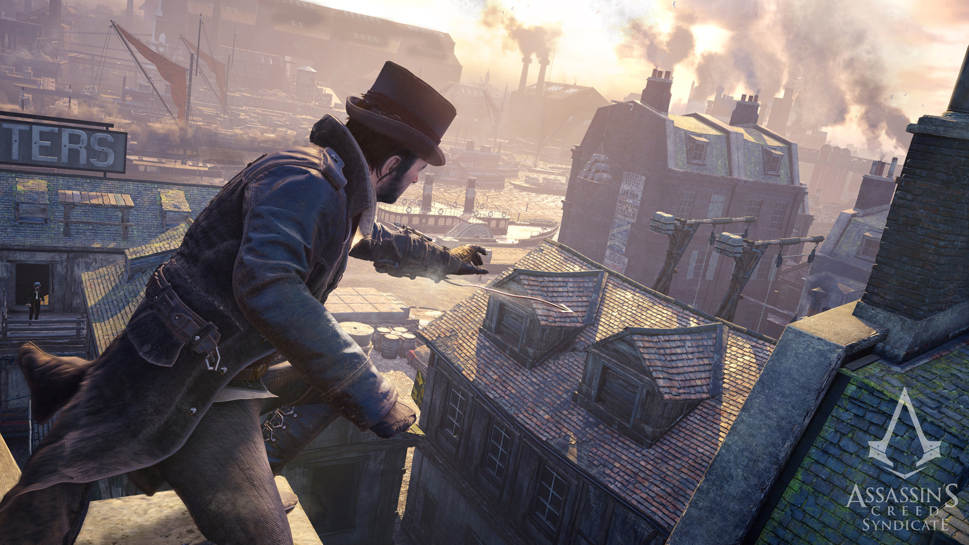 Assassin S Creed Syndicate Game Ps4 Playstation