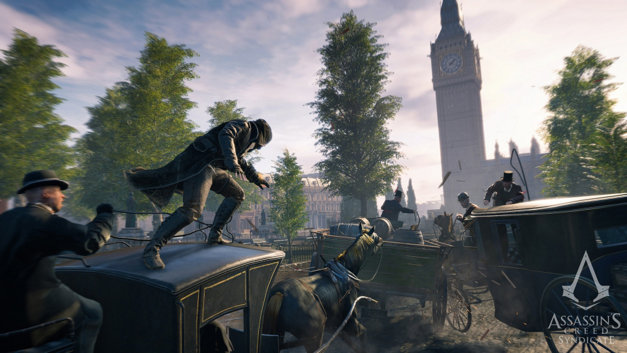 Assassin's Creed® Syndicate Screenshot