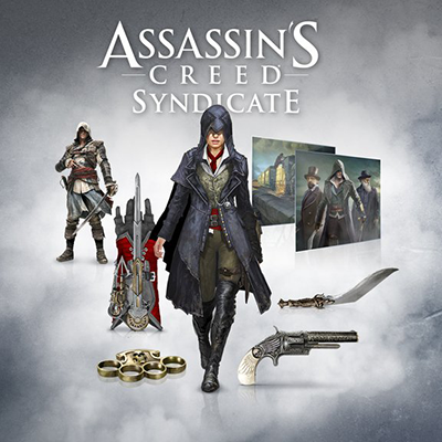 Assassin's Creed® Syndicate Game   PS4 - PlayStation