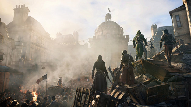 Assassin's Creed® Unity  Screenshot 4