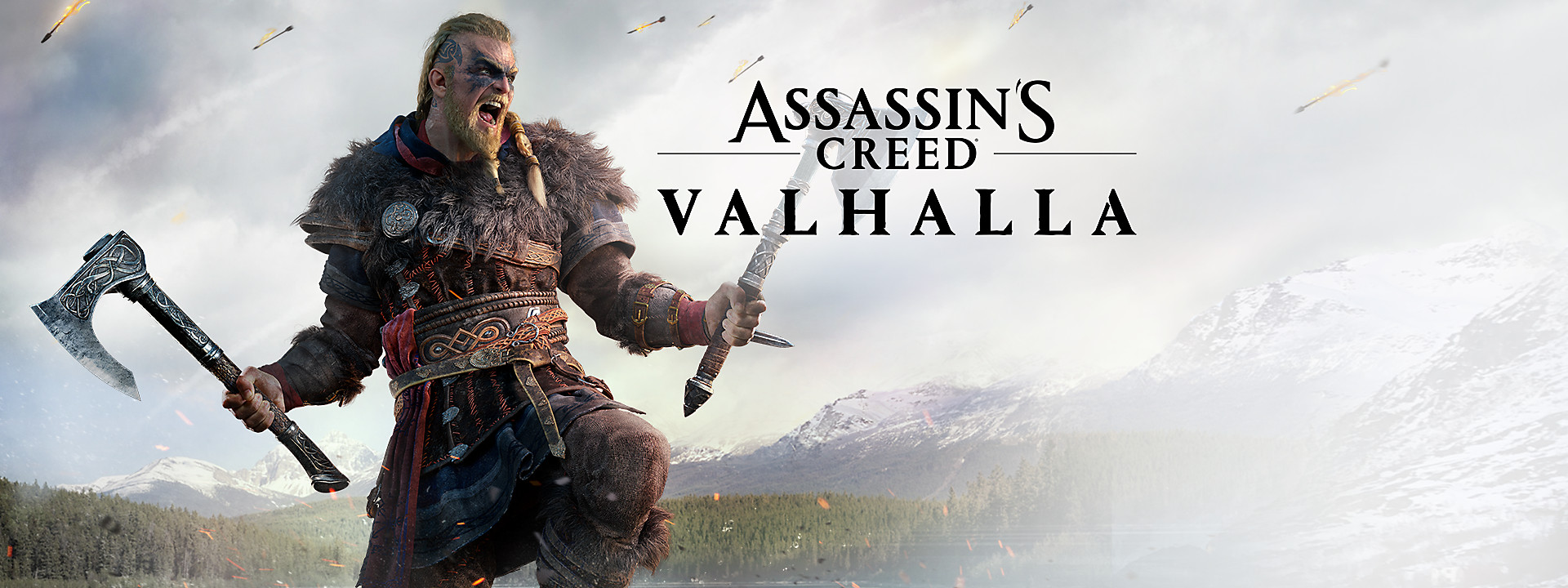 Assassin's Creed Valhalla - Eivor's Fate Character Trailer