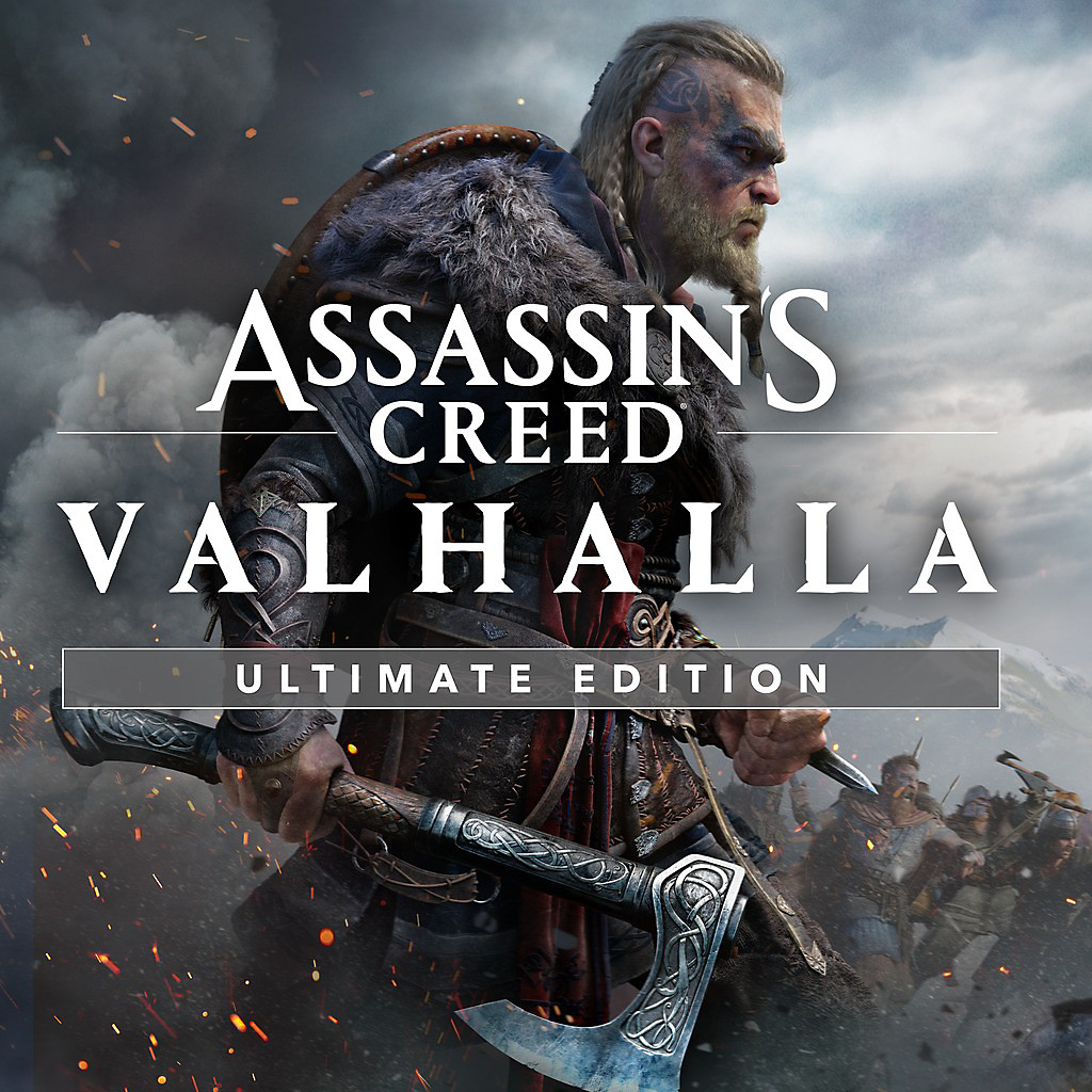 Assassin S Creed Valhalla Game Ps4 Playstation
