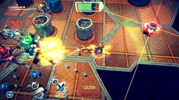 Assault Android Cactus Screenshot 7