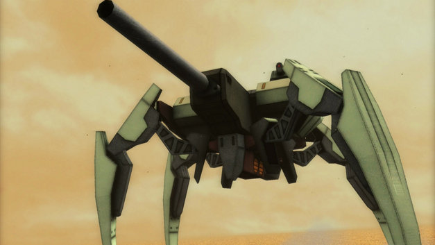 ASSAULT GUNNERS HD EDITION Screenshot 10
