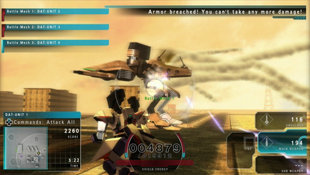 ASSAULT GUNNERS HD EDITION Screenshot 2