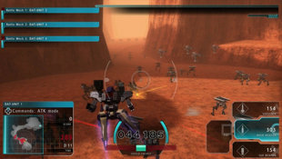 ASSAULT GUNNERS HD EDITION Screenshot 5