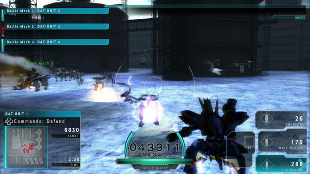 ASSAULT GUNNERS HD EDITION Screenshot 7