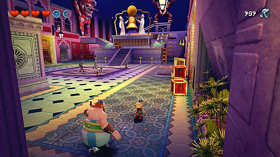 Asterix & Obelix XXL 2 - Screenshot INDEX