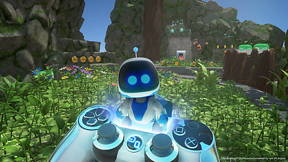 PlayStation®VR ASTRO BOT Rescue Mission and Moss Bundle - Screenshot INDEX