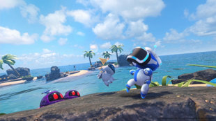 ASTRO BOT Rescue Mission Screenshot 3