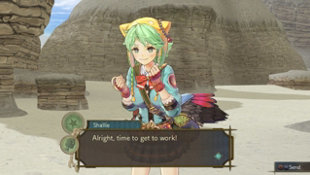 Atelier Shallie ~Alchemists of the Dusk Sea~ Screenshot 2