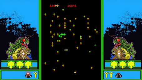 Atari Flashback Classics Vol. 1 Trailer Screenshot