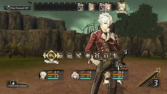 Atelier Escha and Logy: Alchemists of the Dusk Sky DX - Screenshot INDEX
