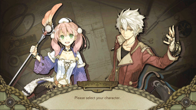 Atelier Escha & Logy Plus ~Alchemists of the Dusk Sky~ Screenshot 1