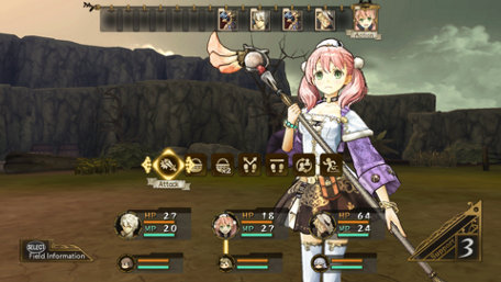 Atelier Escha & Logy Plus ~Alchemists of the Dusk Sky~ Trailer Screenshot