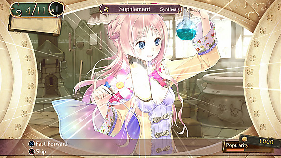 Atelier Meruru ~The Apprentice of Arland~ DX - Screenshot INDEX