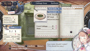 Atelier Rorona Plus: The Alchemist of Arland Screenshot 3