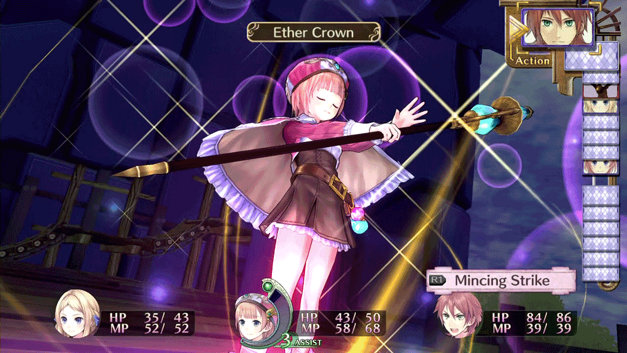 Atelier Rorona Plus: The Alchemist of Arland Screenshot 1