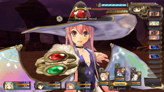 Atelier Shallie Plus: Alchemists of the Dusk Sea Screenshot 4