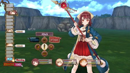 Atelier Sophie ~The Alchemist of the Mysterious Book~ Trailer Screenshot