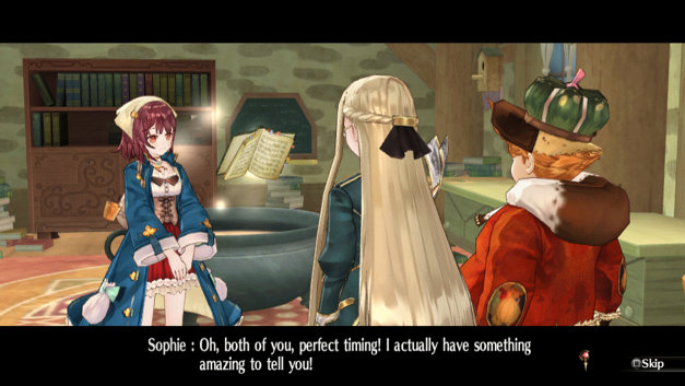 Atelier Sophie ~The Alchemist of the Mysterious Book~ Screenshot 7