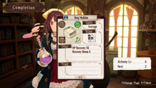 Atelier Sophie ~The Alchemist of the Mysterious Book~ Screenshot 9