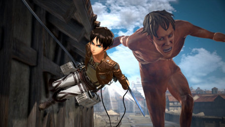 Attack on Titan 2 Trailer Screenshot