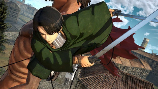 Attack on Titan Screenshot 7