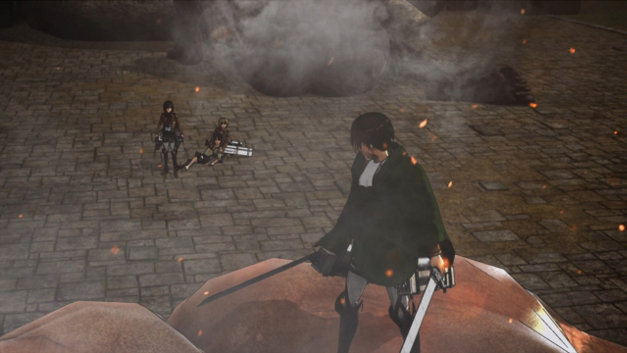 Attack on Titan Screenshot 4