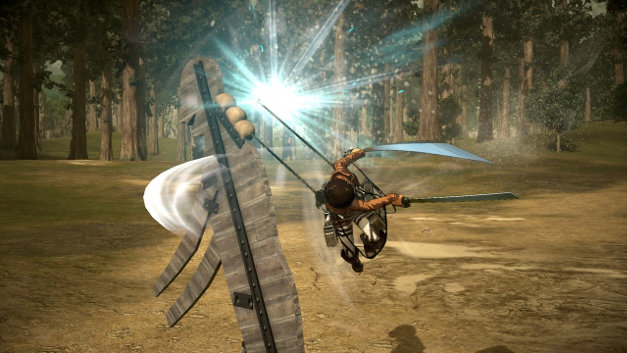 Attack on Titan Screenshot 1