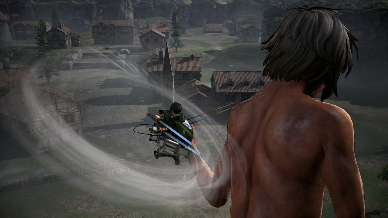 Attack on Titan Game | PS4 - PlayStation