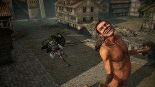 Attack on Titan Screenshot 8