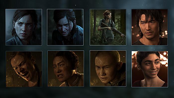 The Last of Us Part II Avatars